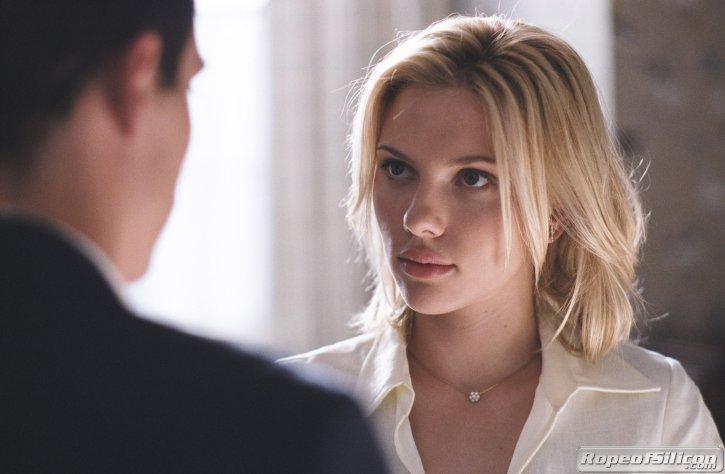 Marry me, Scarlett!